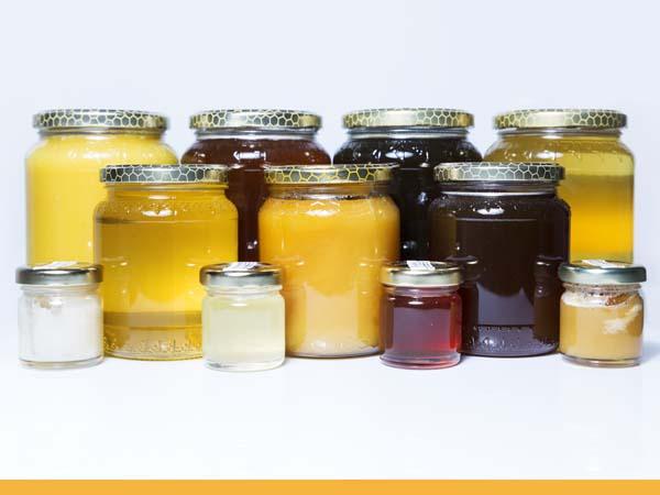 1) Honig